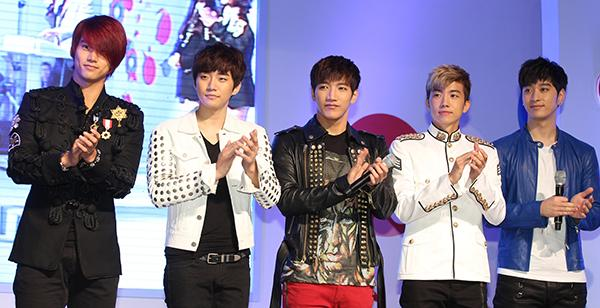 2PM concert to be aired in Indonesia