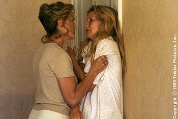 Jessica Lange and Gwyneth Paltrow in Tristar's Hush