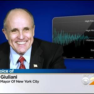 Former Mayor Giuliani Says De Blasio Not Responsible For Officer Deaths