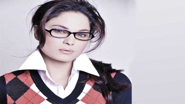 Veena Malik ran away from her first crush!