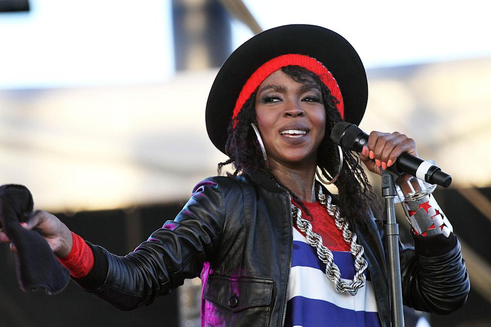 Lauryn Hill faces sentencing in NJ for tax evasion