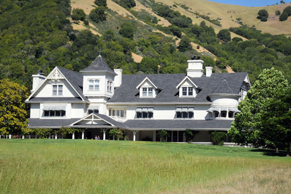 Skywalker Ranch, Marin Co …