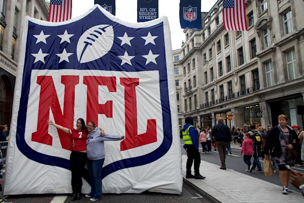 Technology Management Image: NFL's Global Plan: Go Everywhere, Stay Nowhere