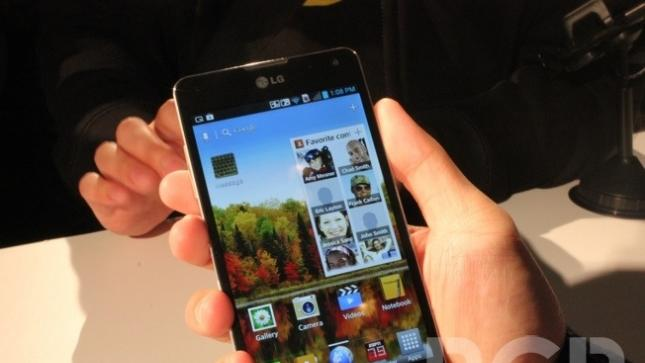 LG's Google Nexus smartphone specs reportedly leak [updated]