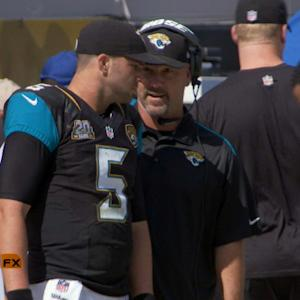 'Sound FX': Jacksonville Jaguars big first win