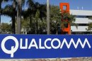 Qualcomm profit beats street, raises guidance; shares rise
