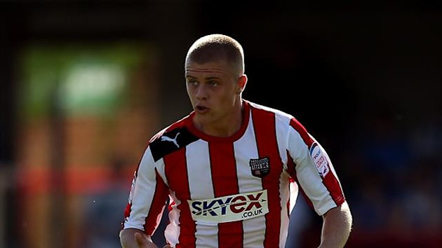 Jake Bidwell made his 50th league appearance for the Bees against Yeovil on Saturday