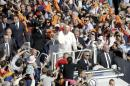 Pope canonizes Argentina's 'gaucho priest,' 6 others saints