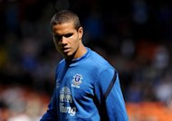 Jack Rodwell is expected to complete his move from Everton to Manchester City