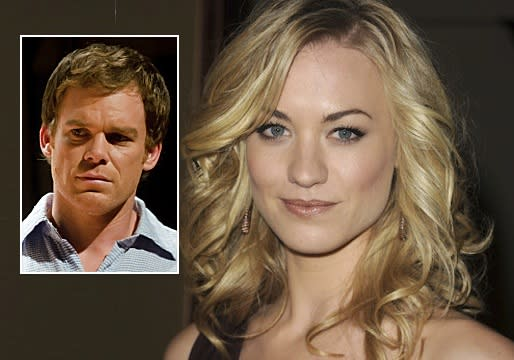 Dexter Scoop: Chuck Grad Yvonne Strahovski Joins Cast as [Spoiler]