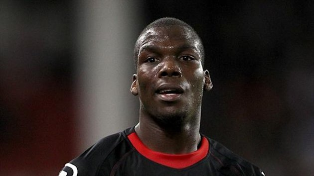 Mathias Pogba injured his knee in pre-season