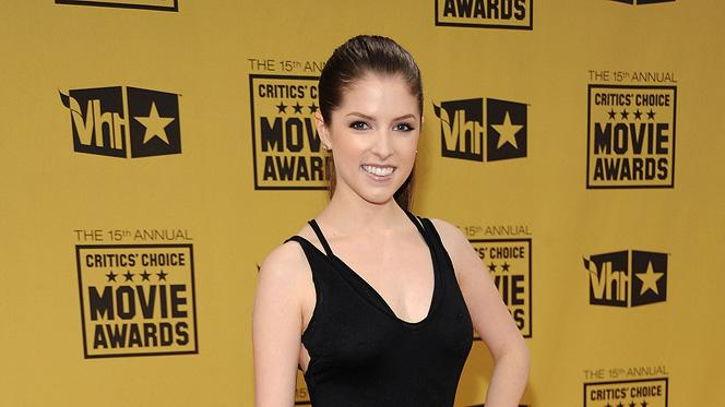 15th Annual Critic's Choice Awards 2010 Anna Kendrick