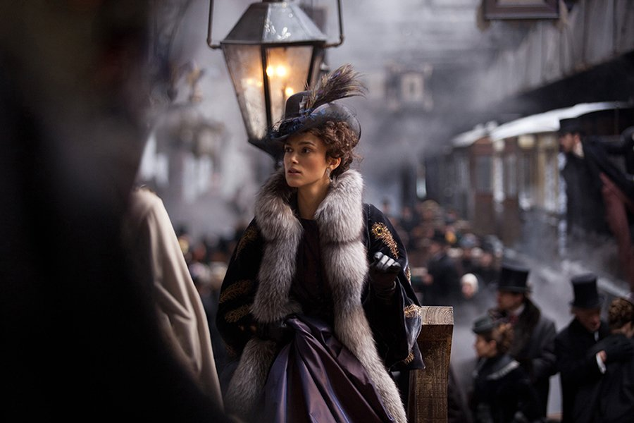 "Joe Wright's ""Anna Karenina"""