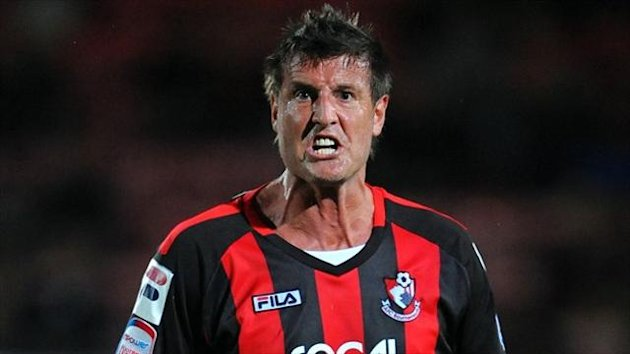 Steve Fletcher hopes to stay on at Bournemouth