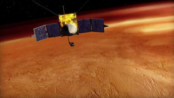 NASA's Next Mars Mission to Unravel Secrets of Red Planet's Atmosphere
