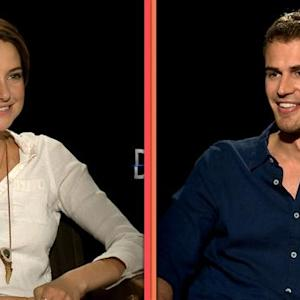 'Divergent' Stars Answer Your Facebook Fan Q's!