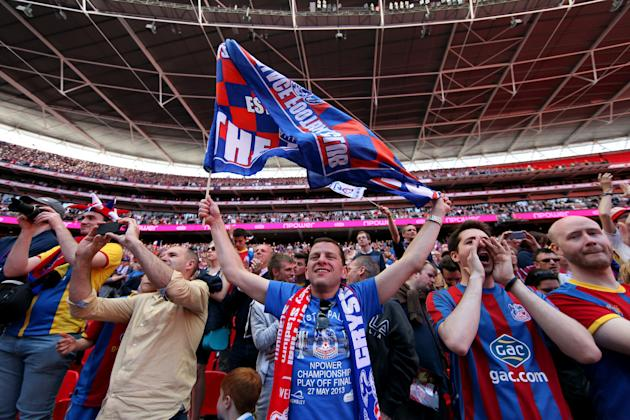 Soccer - npower Football League Championship - Play Off - Final - Watford v Crystal Palace - Wembley Stadium