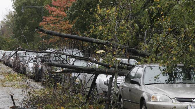 Sandy takes out 25 pct of cell towers