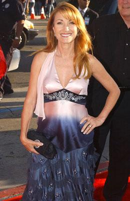 Jane Seymour at the Hollywood premiere of Paramount Pictures' Nacho Libre