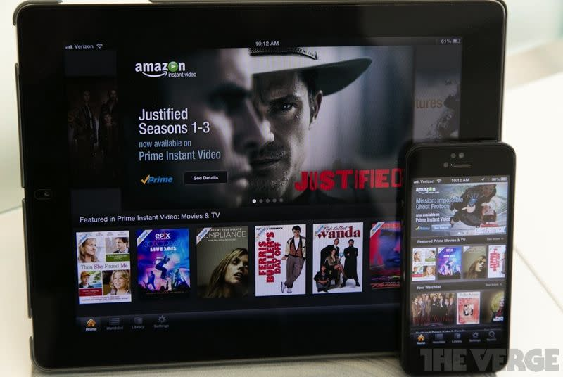Amazon will reportedly soon add other online services to Prime Instant Video