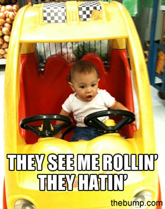 They See Me Rollin&amp;#39;...