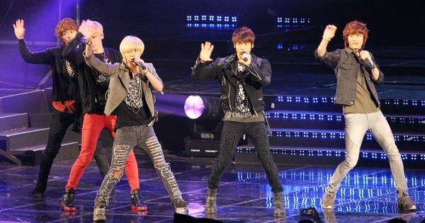 SHINee piques interest in Taiwan
