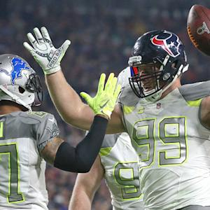 Pro Bowl Can't-Miss Play: Watt else is new?