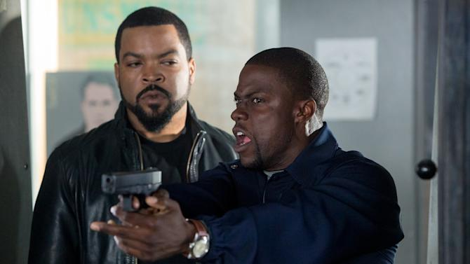 'Ride Along' rolls into No. 1 spot at box office