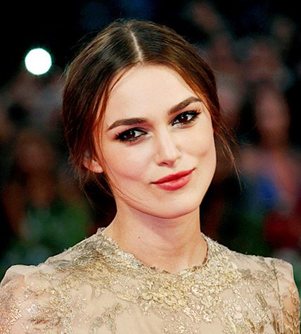 Keira Knightly is stunning in her latest photo spread.