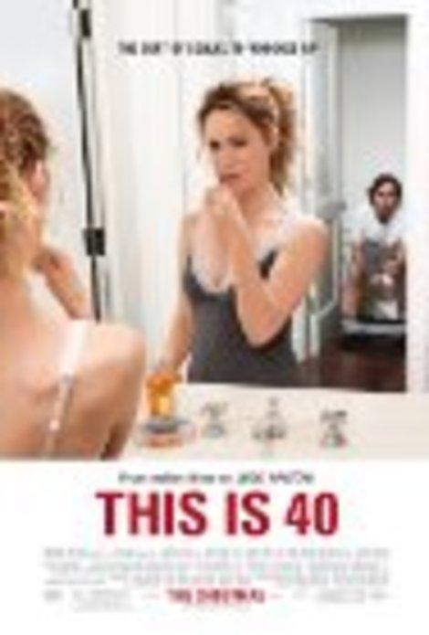 Blu-ray Review: 'This is 40'