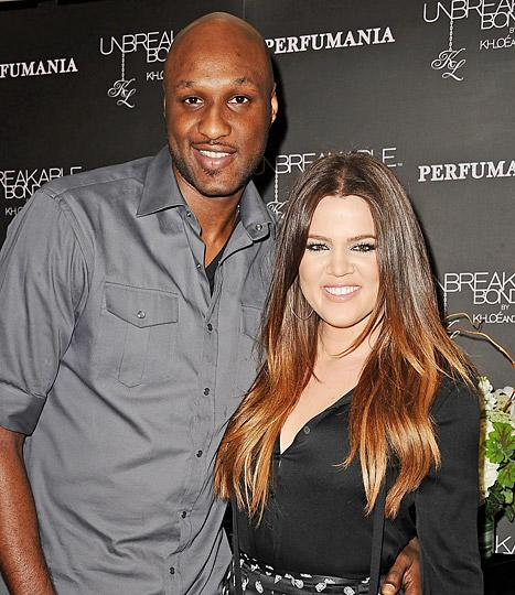 "Khloe Kardashian Slams Rumors About Lamar Odom Marriage Problems: ""These Blatant Lies Are Distasteful and Shameless"""