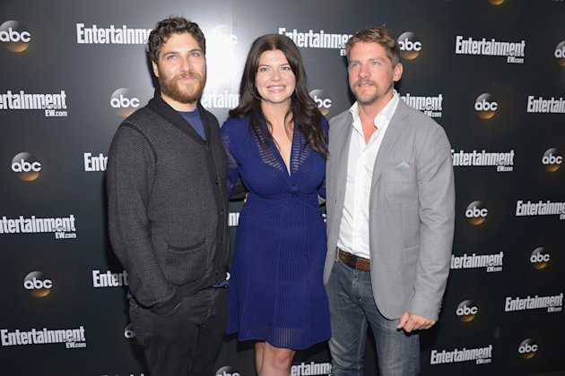 Adam Pally, Casey Wilson and …