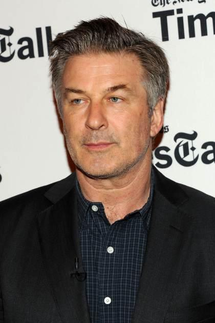 Alec Baldwin attends TimesTalks Presents: 'The Orphans' at The Times Center, NYC, on April 15, 2013 -- Getty Images