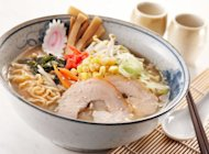 Ramen is fast becoming a favorite Japanese dish among worldly travelers