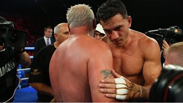 Boxing - Sonny Bill under fire after shortened boxing bout