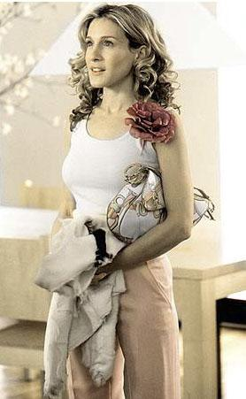"Carrie Bradshaw – ""Sex and the City"""