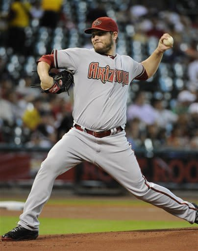 Miley helps Diamondbacks beat Astros 3-1