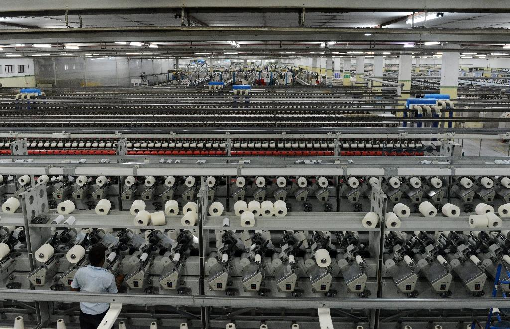 India's economy grew by 7.0 percent in first quarter
