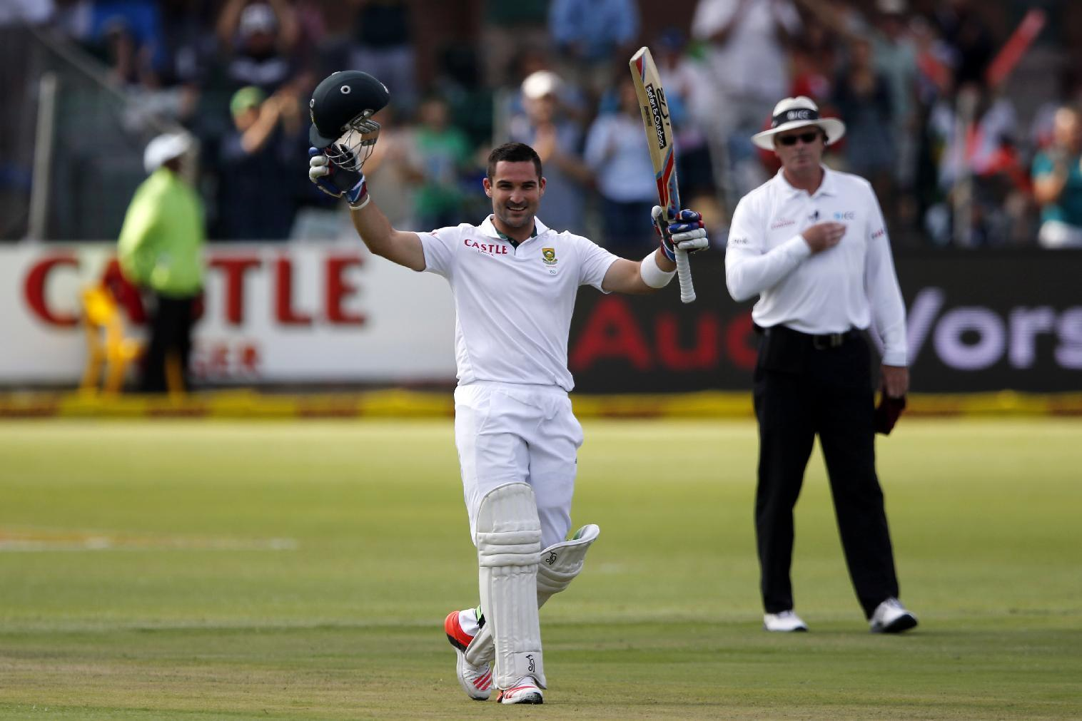 Elgar, Du Plessis punish West Indies lap