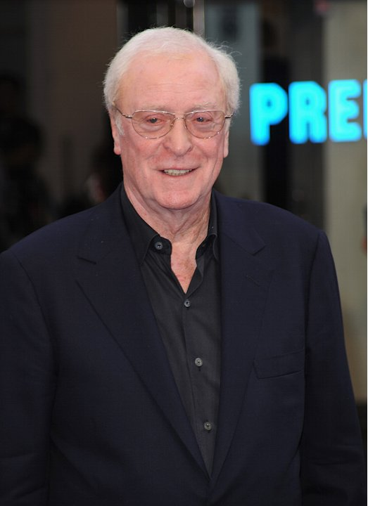 Inception UK premiere 2010 Michael Caine