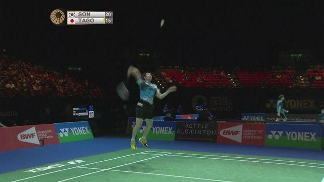 South Korean success in All England Badminton quarters