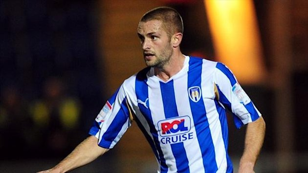 John White came through the youth ranks at Colchester