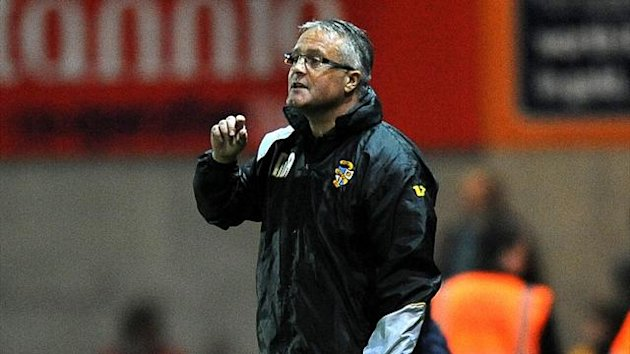 2011-12 League Two Port Vale Micky Adams