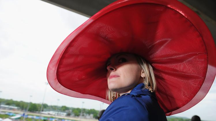 139th Kentucky Derby - Inside