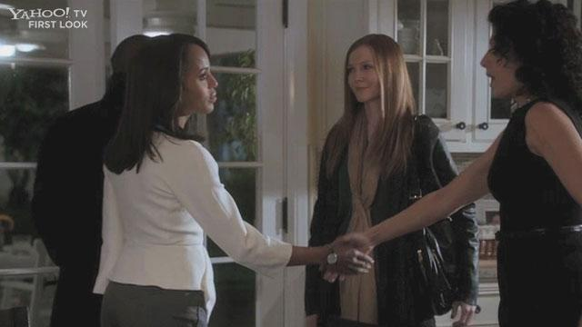 'Scandal' Exclusive: 'Normal Is Over'