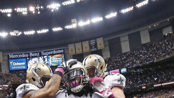 Saints outlast Bucs, 37-31 in OT