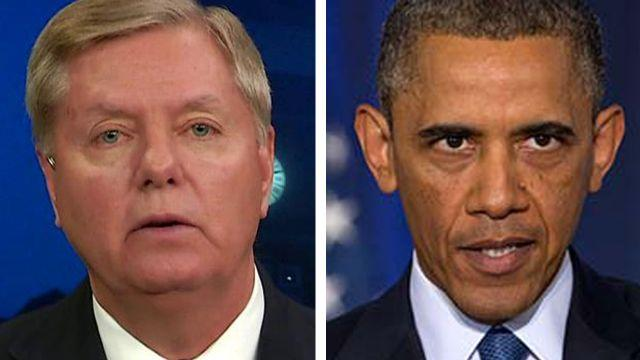 Lindsey Graham to Obama: Iran is watching you & Gitmo