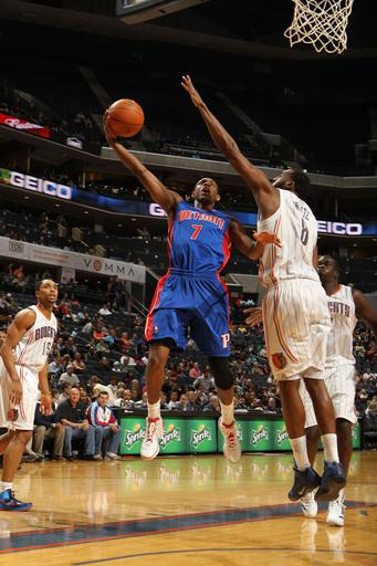 Pistons trounce Bobcats 109-85 to snap 3-game skid