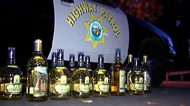 Cops Find Liquid Meth in Tequila Bottles (ABC News)