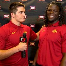 Cyclones Take The Microphone